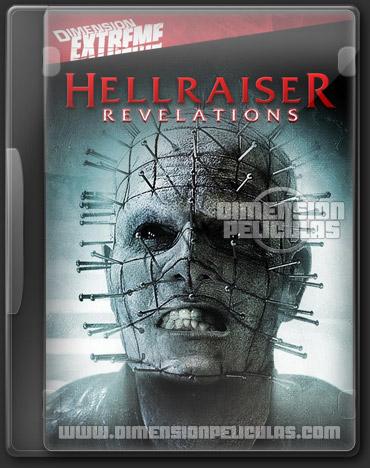 Hellraiser Revelations (DVDRip Inglés Subtitilado) (2011)