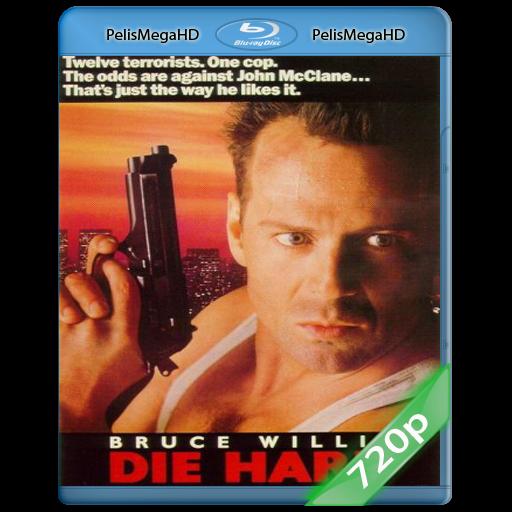 DURO DE MATAR 1 (1988) 720P HD MKV ESPAÑOL LATINO