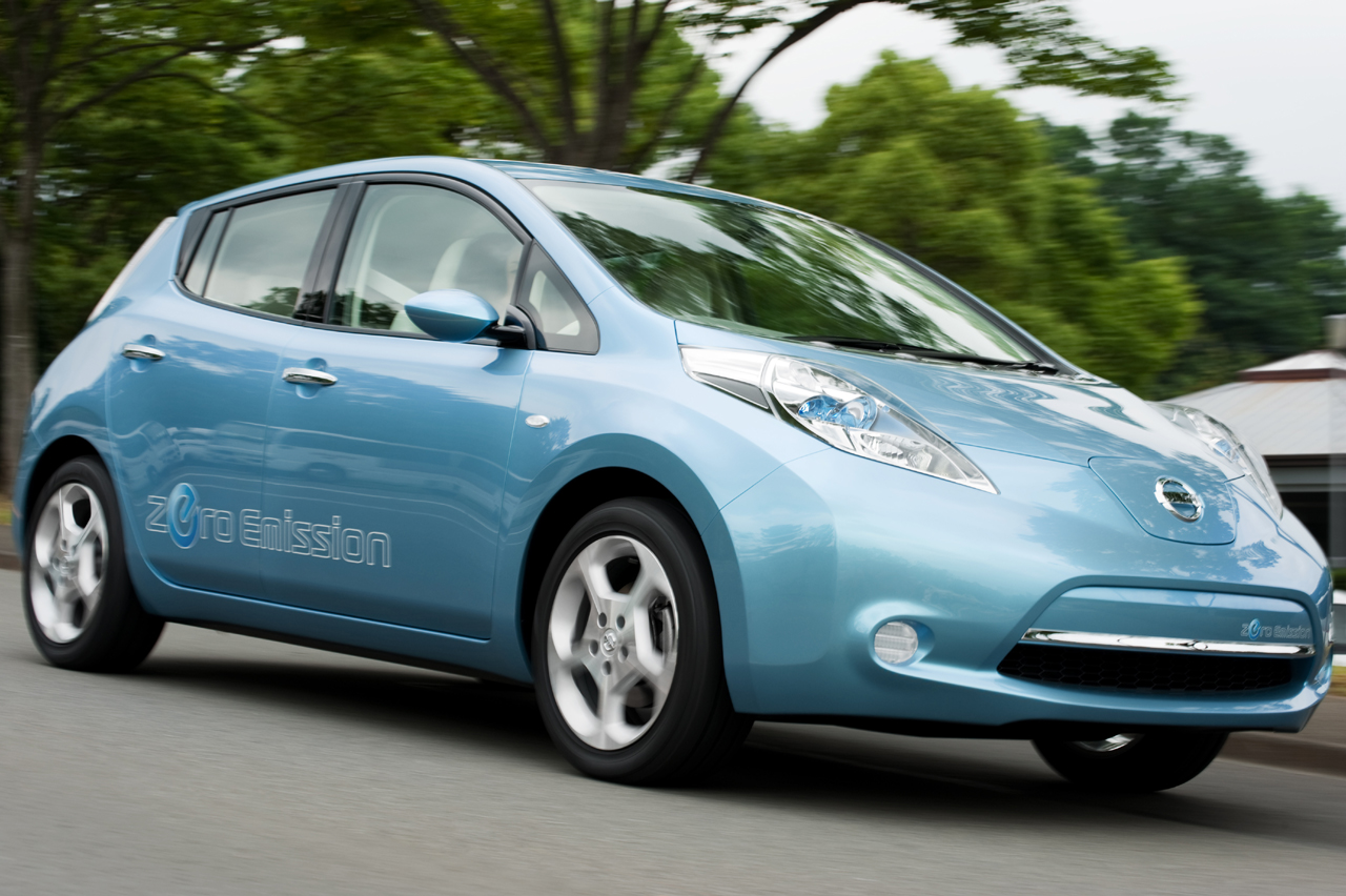 Nissan Leaf Review   Green Gearhead