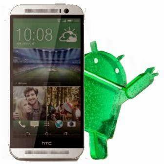 HTC One M8 mendapatkan update Android v5.0 Lollipop