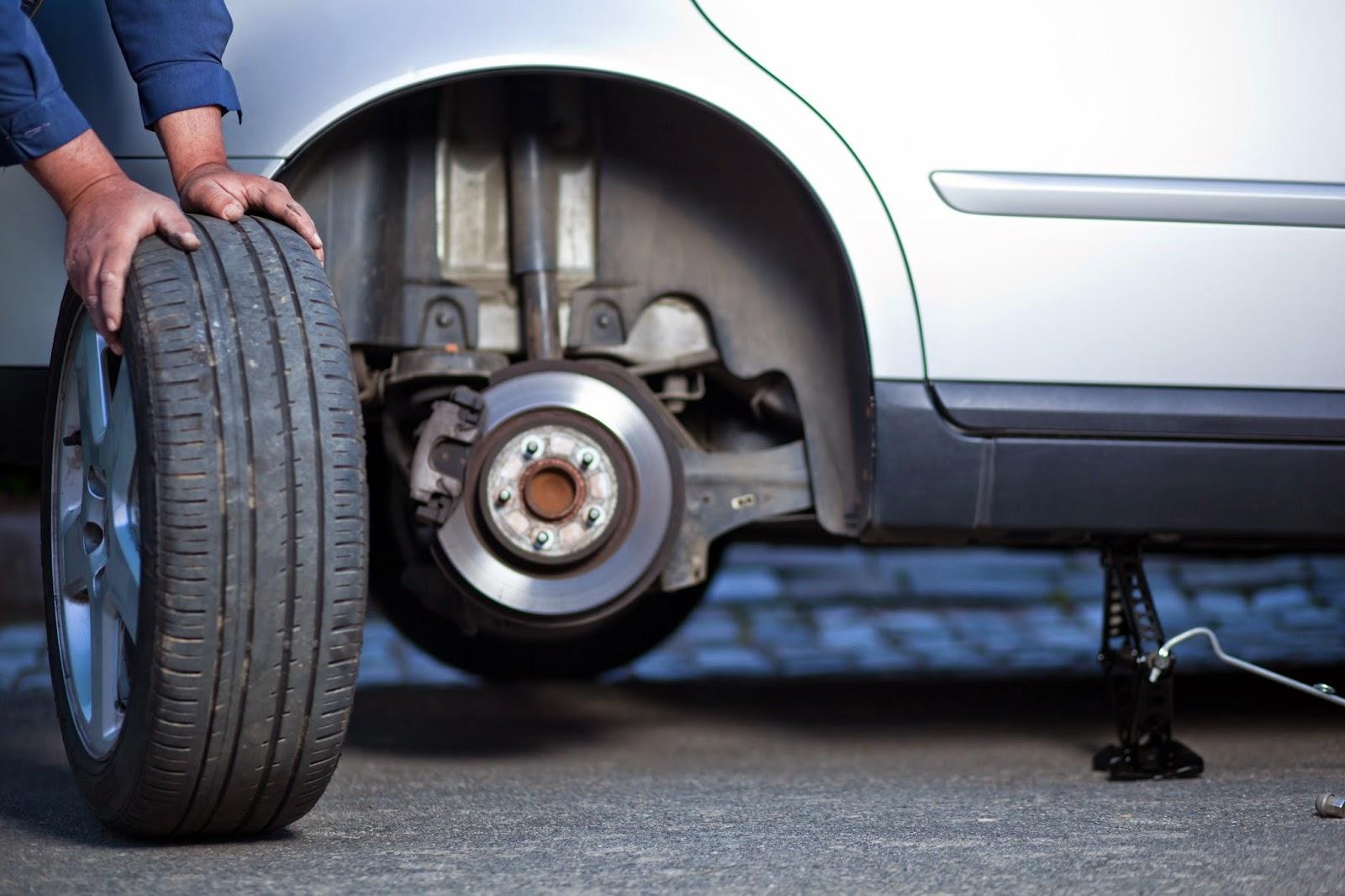 Los neumáticos y la seguridad en la conducción