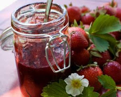 James Martin's Easy Strawberry Jam
