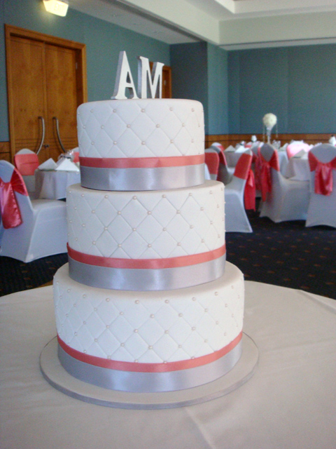 butter hearts sugar: Quilted Wedding Cake : quilted wedding cake - Adamdwight.com