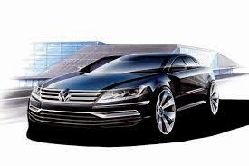 2015 VW Phaeton Release Date