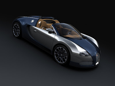2009 Bugatti Veyron Grand Sport Sang Bleu