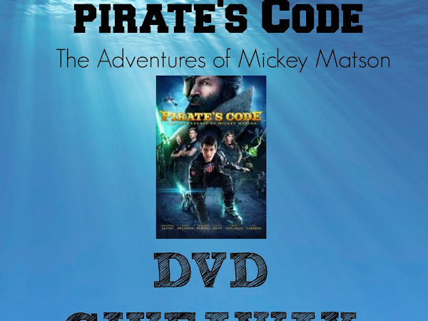 Pirate's Code : The Adventures of Mickey Matson ( DVD GIVEAWAY)