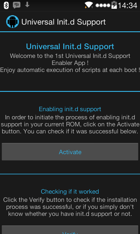 Cara Install Init.d di Android