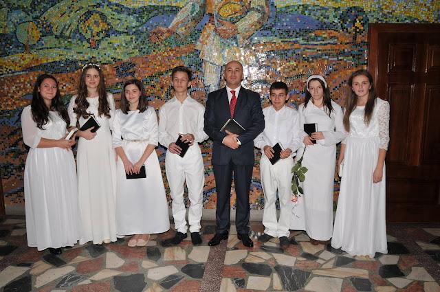 FOTO: Botez la Biserica Nr 2 Timisoara - 13 decembrie 2015