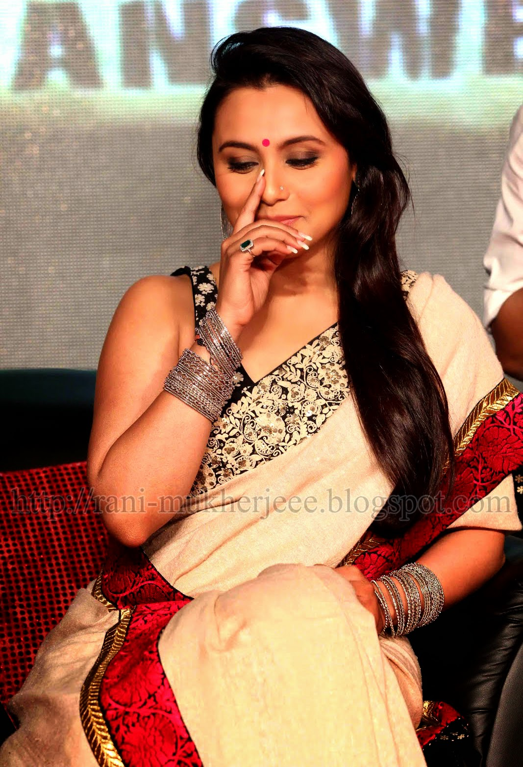 tv nude rani mukherjee