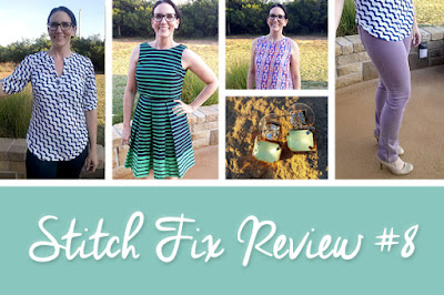 True Story Stitch Fix Review #8