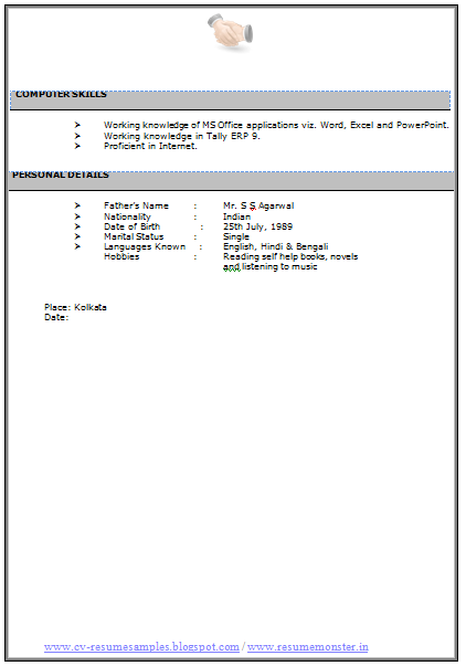 and resume samples with free download best resume template download