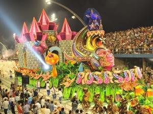 Samba enredo da escola de samba Rosas de Ouro