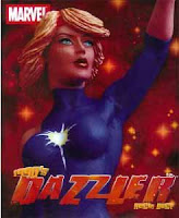 Dazzler Character Review - Bust Product