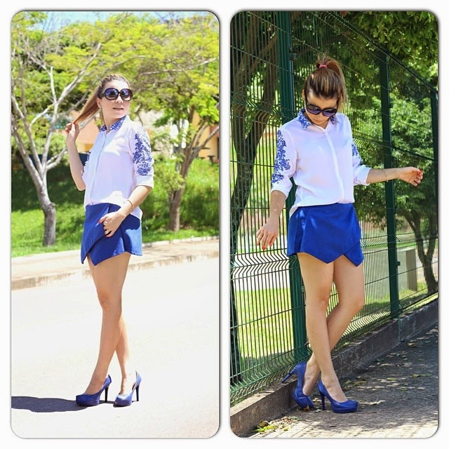 Inspire- se nos looks da Blogueira Paloma Soares!!!!