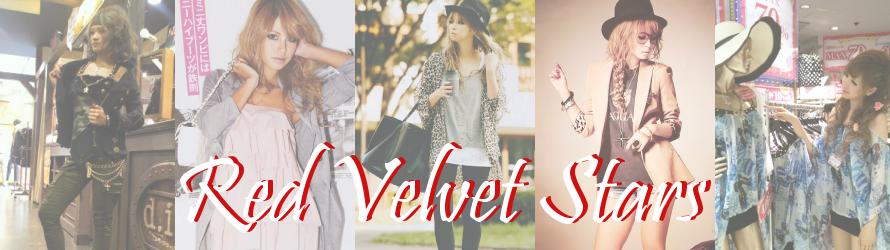 ☆Red Velvet Stars☆