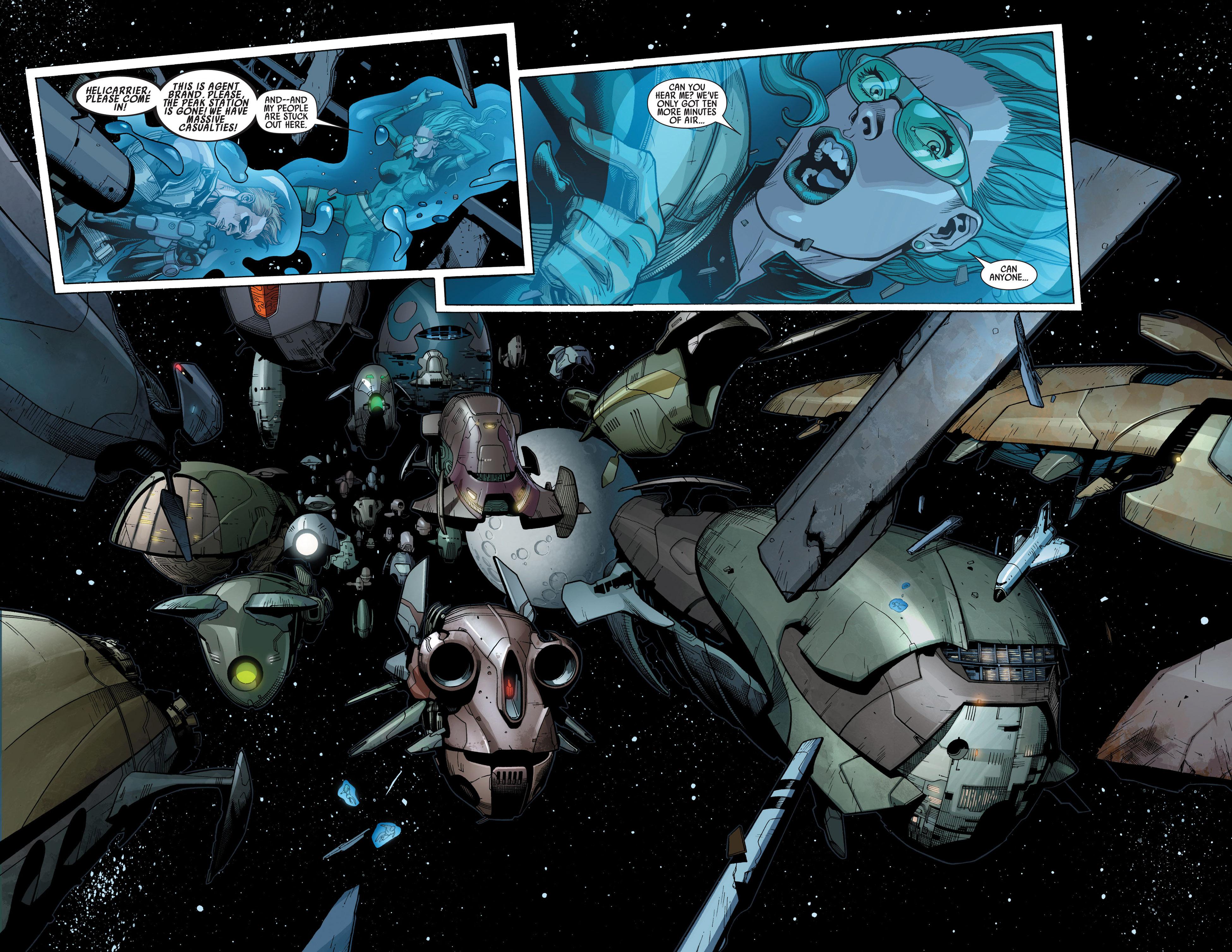 Read online Secret Invasion comic -  Issue #1 - 34