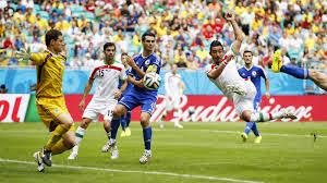 Bosnie 3 - 1 Iran