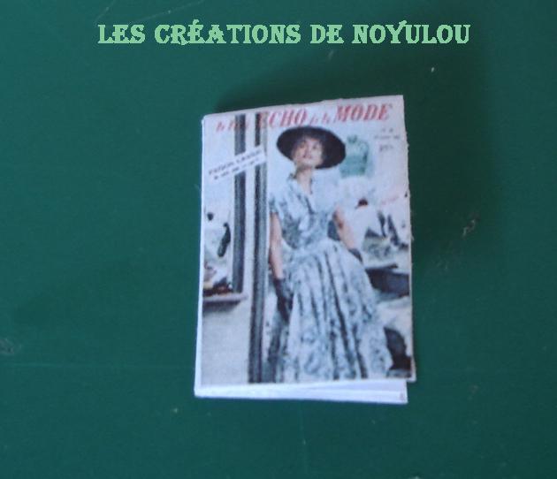 Les creations de noyulou boutique des ann es 50 objets divers - Objets des annees 50 ...
