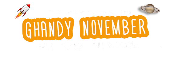 Blog Ghandy November