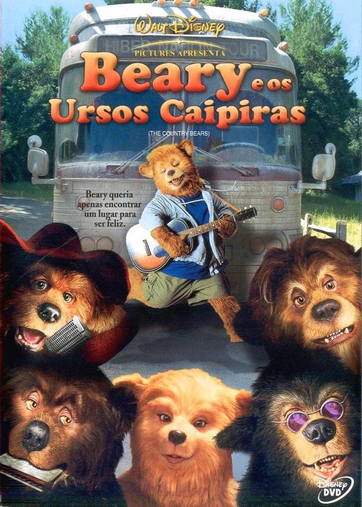 Beary e os Ursos Caipiras – Dublado (2002)