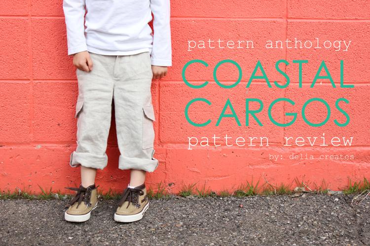 Coastal Cargos by Delica Creates