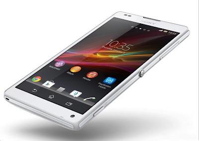 Sony Xperia Z - In White