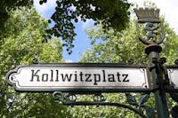 Marché de Noël Insolite Berlin - Ökomarkt Kollwitzplatz