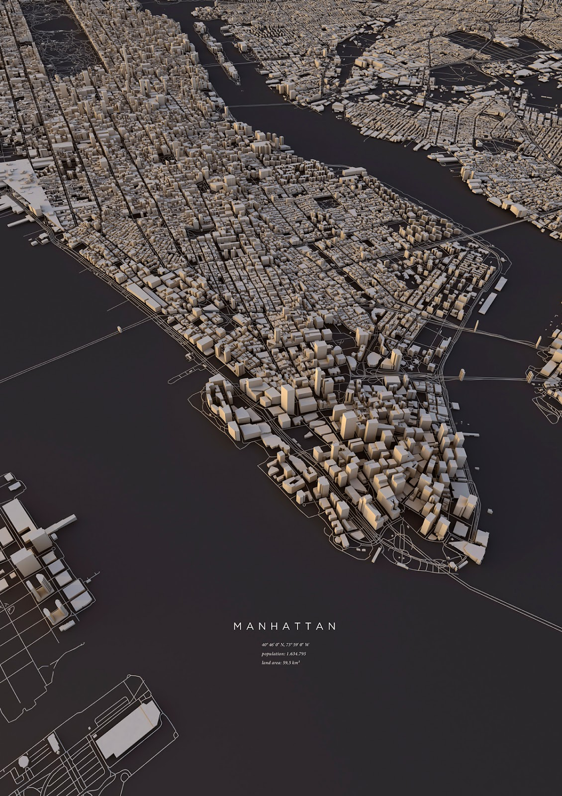 City layouts with dem earth for cinema 4d cg daily news for Cinema 4d architecture