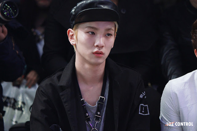 Shinee Key Seoul Fashion Week 130326 -1