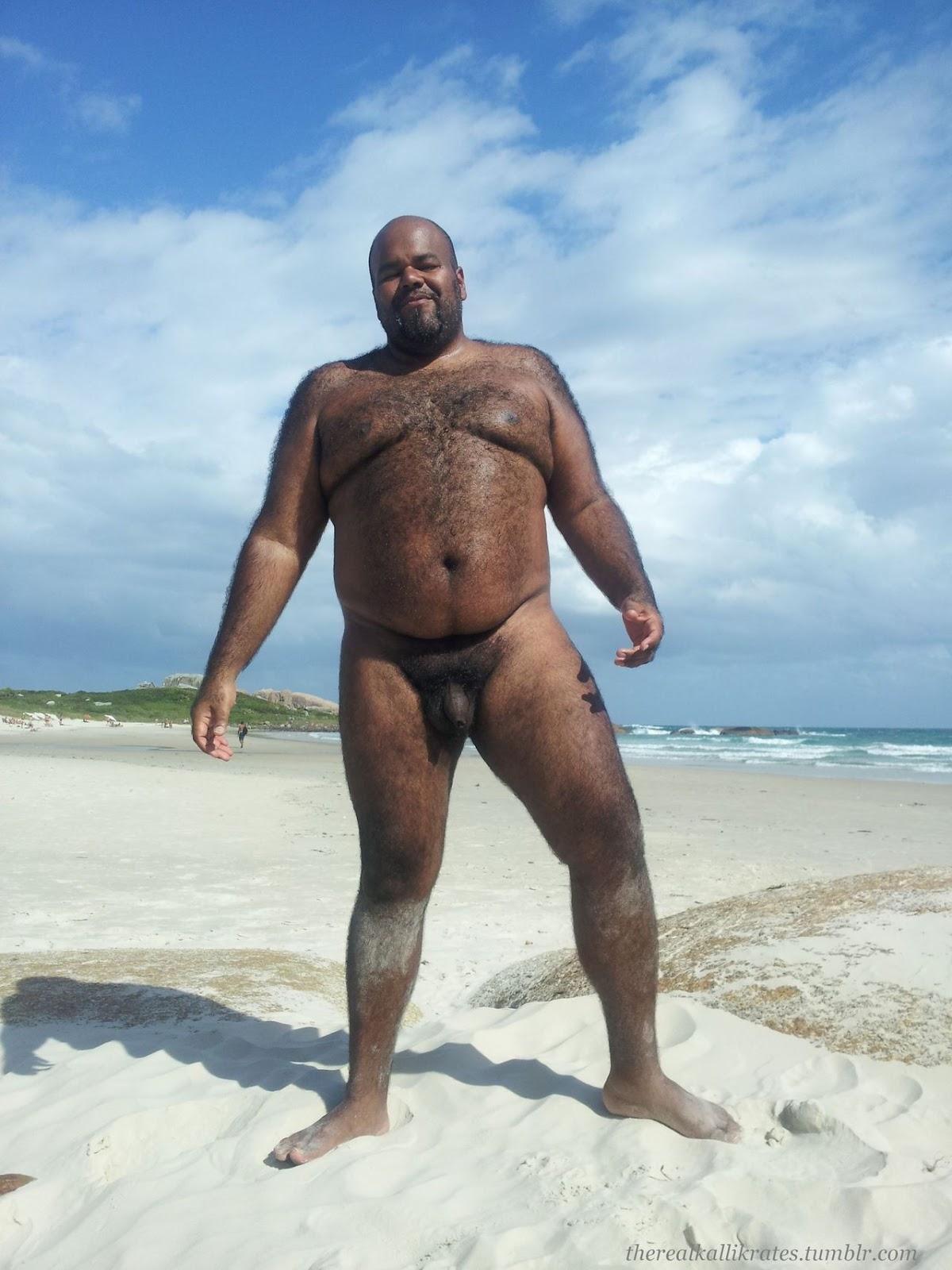 Chubby Gay Black Men Naked