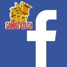 Gamma Krush on Facebook