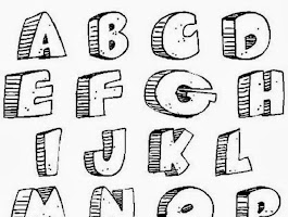 Capital Letter E Coloring Pages