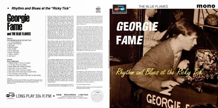 Georgie Fame And The Blue Flames Fame At Last