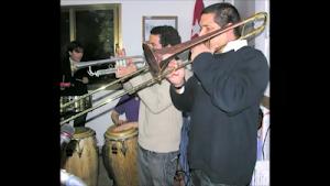 Abel'el Gitano' y Armando Suarez