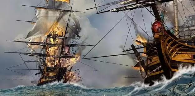 Σαν σήμερα η ναυμαχία της Ναυπάκτου: Χριστιανική Δύση Vs Οθωμανική Αυτοκρατορία