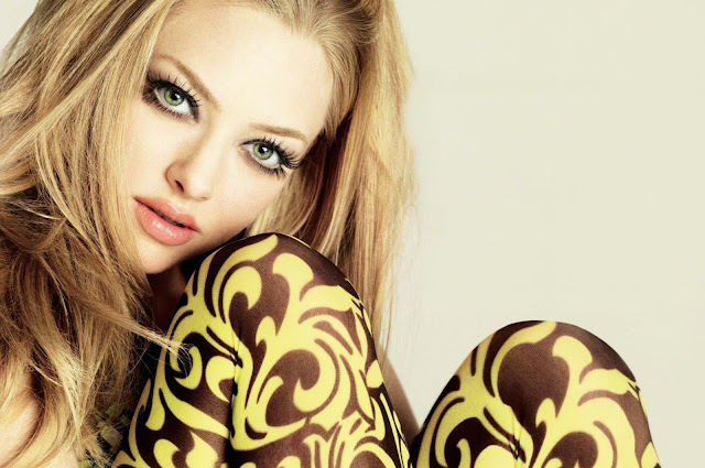 Amanda Seyried HD Wallpaper
