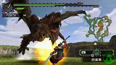 Download Monster Hunter Freedom USA