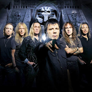 Discografia Iron Maiden [Mediafire]