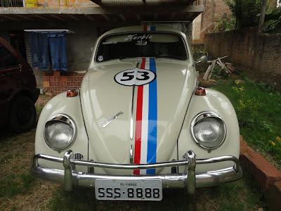 Fusca Herbie a venda_10