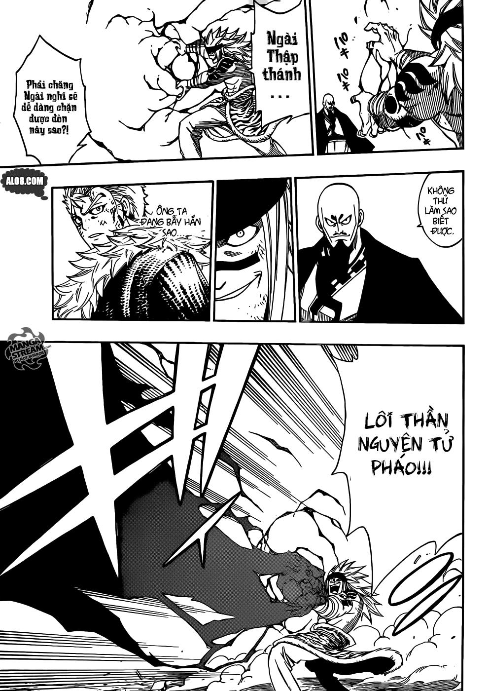 Fairy Tail trang 9