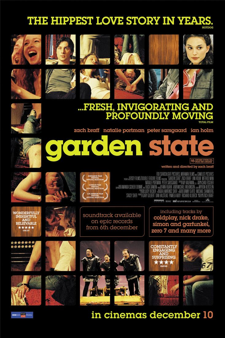 I 39 M Back With Garden State 2004 Have You Watched These