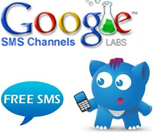 google sms channel How to Create Google Labs SMS Channels