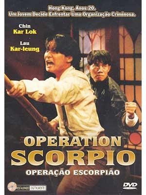 Operação Escorpião Dublado 1992