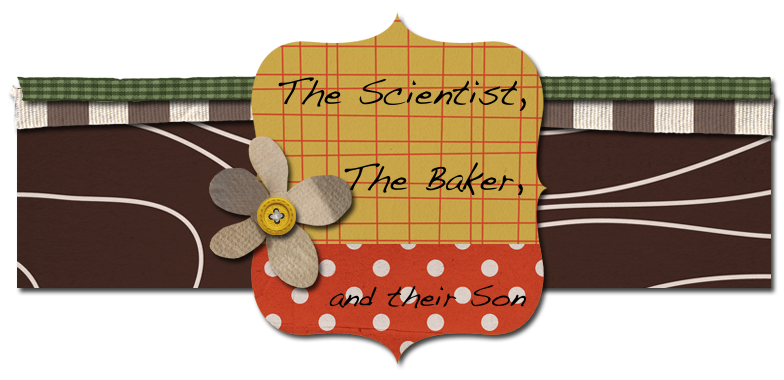 The Scientist, the Baker, and their Son