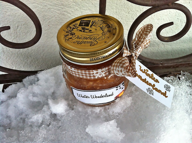 customized jar labels