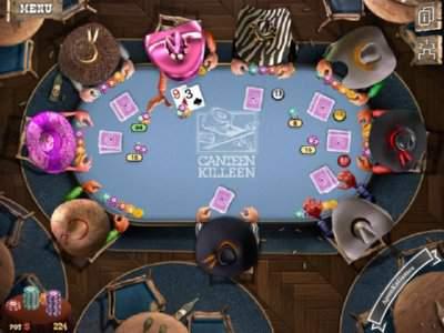Governor of Poker 2 Screenshots