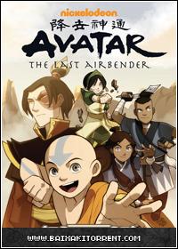 Capa Baixar Avatar: A Lenda de Aang Completo Dublado Baixaki Download