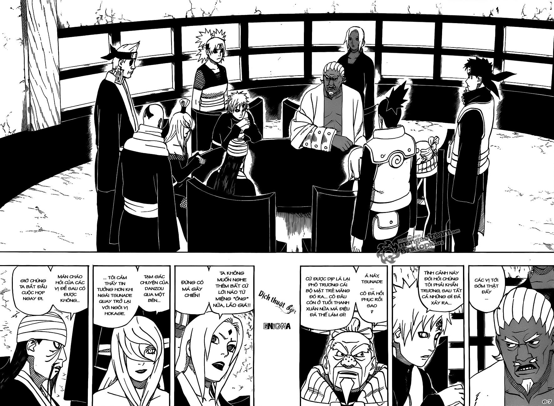 Naruto chap 491 Trang 6 - Mangak.info
