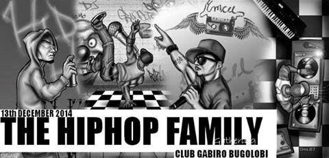 THE UG HIP-HOP FAMILY GATHERING