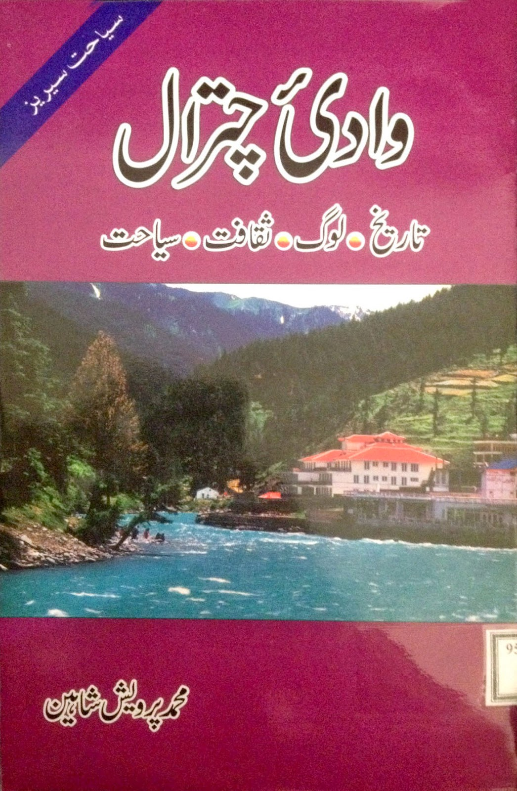 Wadi Chitral By Parvesh Shaheen